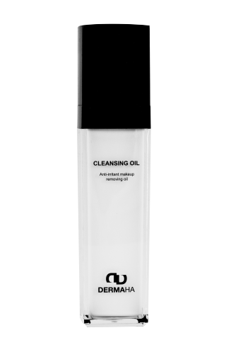 Dermaha cleansing oil 1